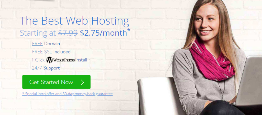 Bluehost Black Friday 2018 Hostingtail