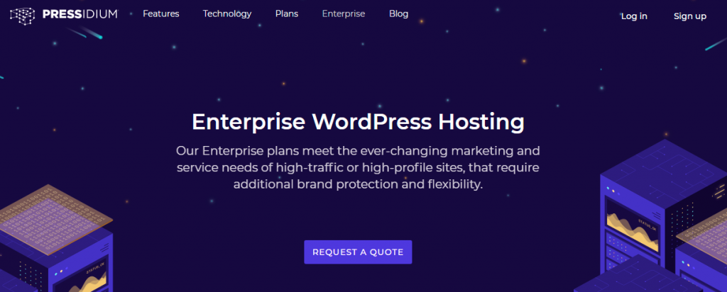10 Best Enterprise WordPress Hosting 2020 (Reviews) 9