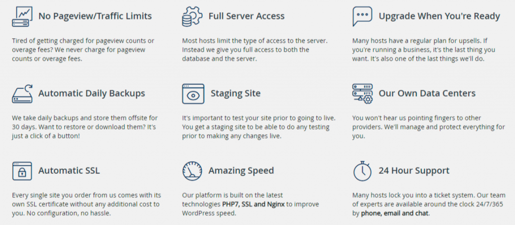 10 Best Enterprise WordPress Hosting 2020 (Reviews) 4